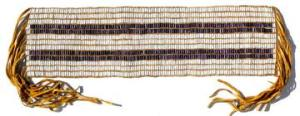 The Two Row Wampum